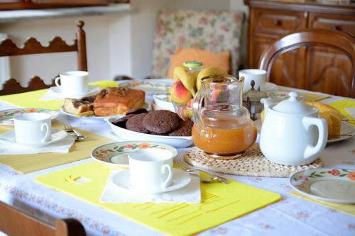 La colazione di CASA GIORDANO