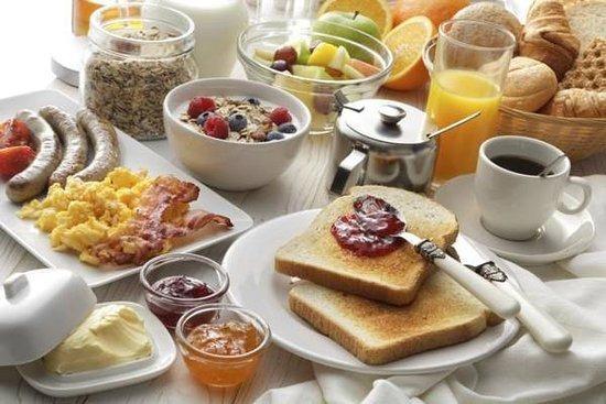 La colazione di B&B KM 70