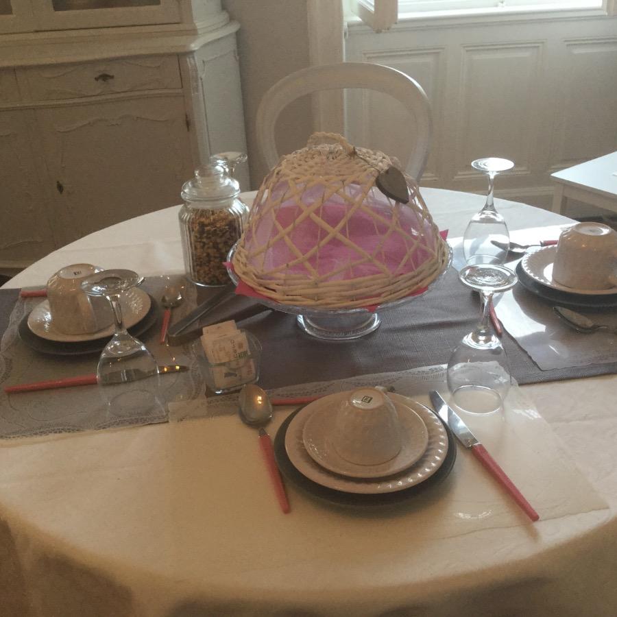 La colazione di B&B LE CUPOLE