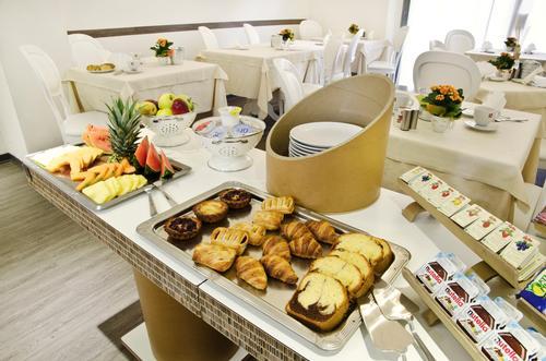 La colazione di RELAIS INN LUCCA