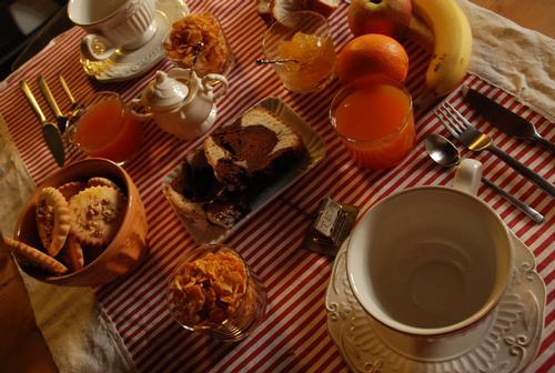 La colazione di CASA ARDUÀ