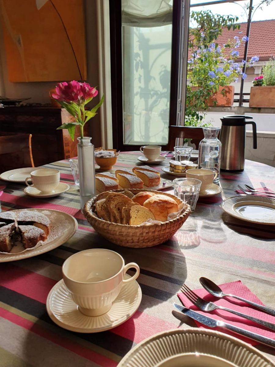 La colazione di CASATITTA