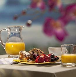 La colazione di LE NEREIDI B&B