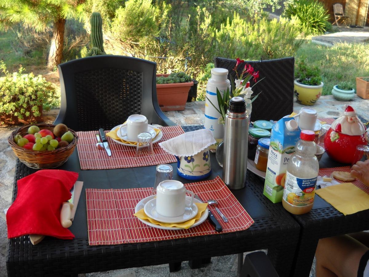 La colazione di B&B SENIGALLIA