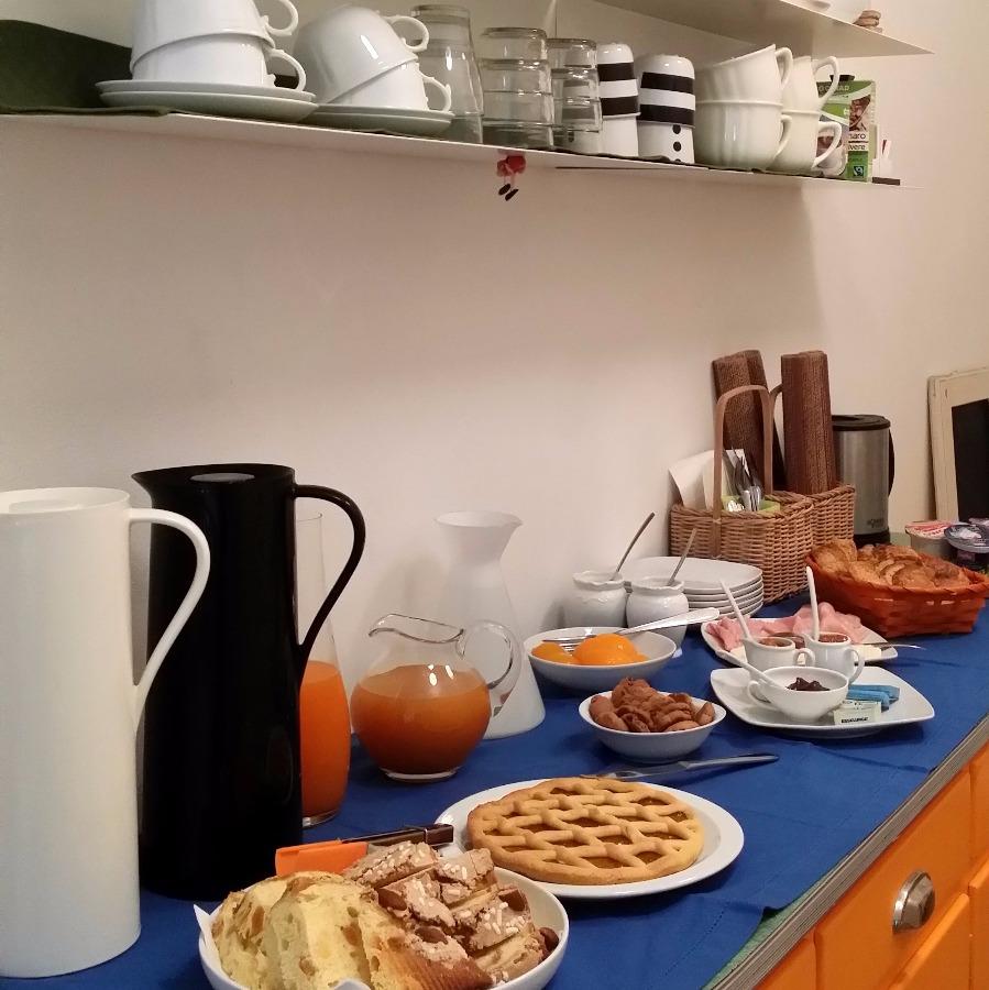 La colazione di ZIP B&B
