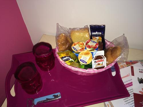 La colazione di DAMA DI ROMA