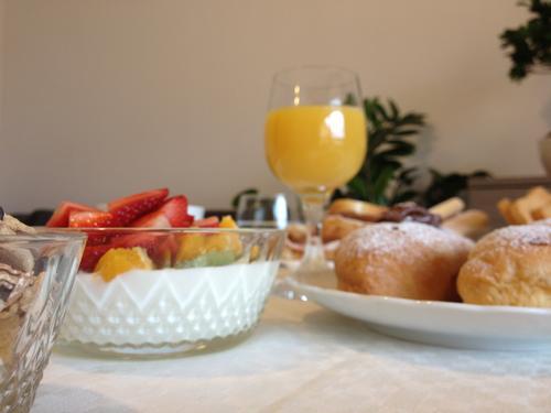 La colazione di SUN & SARDINIA B&B