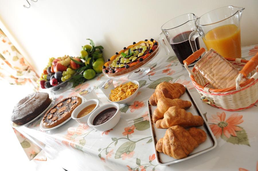 La colazione di LE ZAGARE
