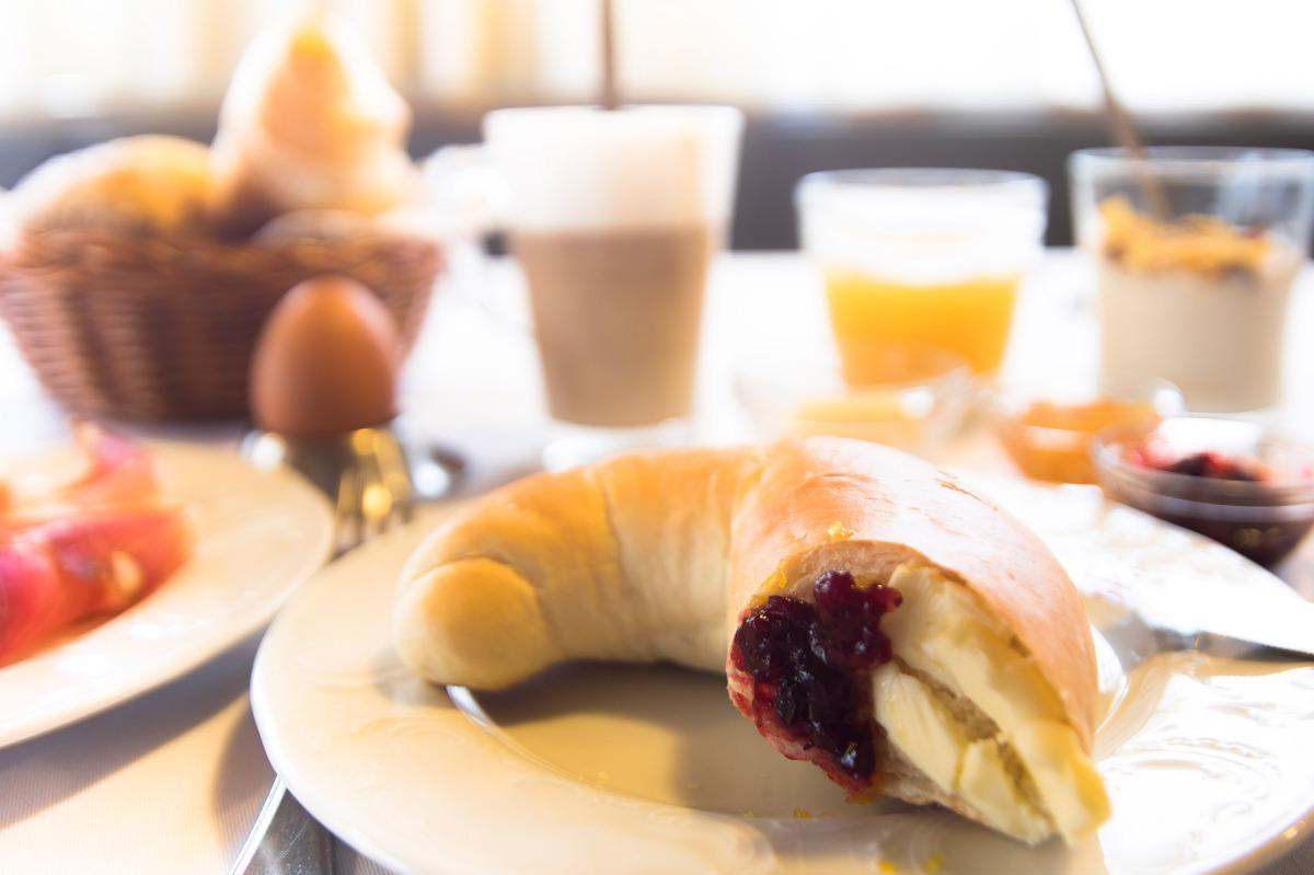 La colazione di PENSION HILPOLD