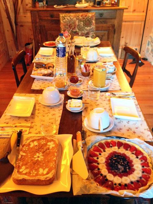 La colazione di TROIS COURONNES