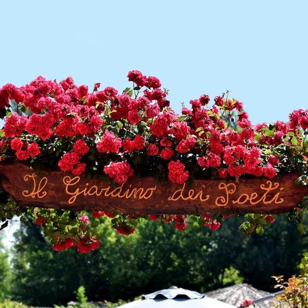 il giardino dei poeti