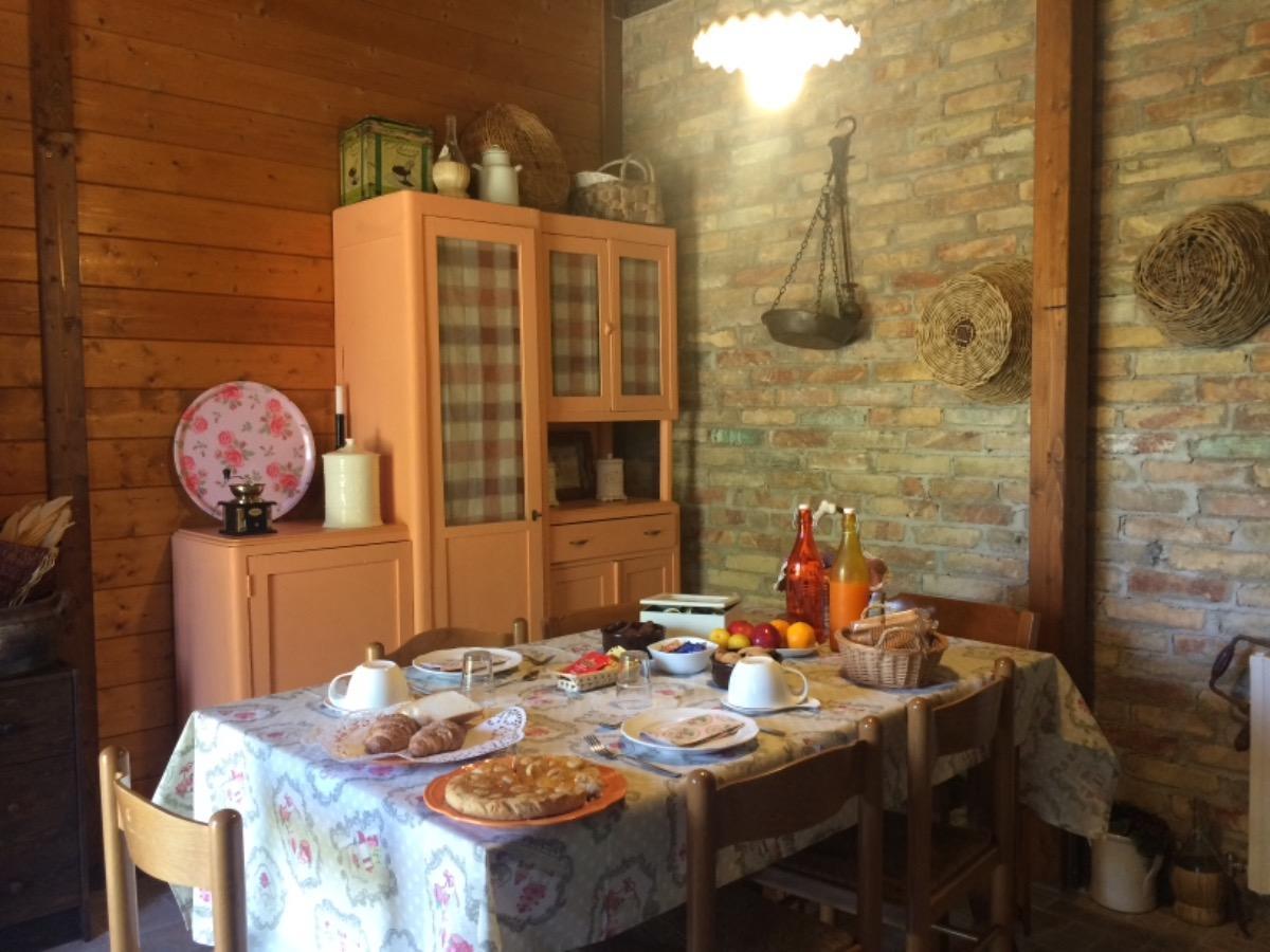La colazione di FONTE DI BOFFA