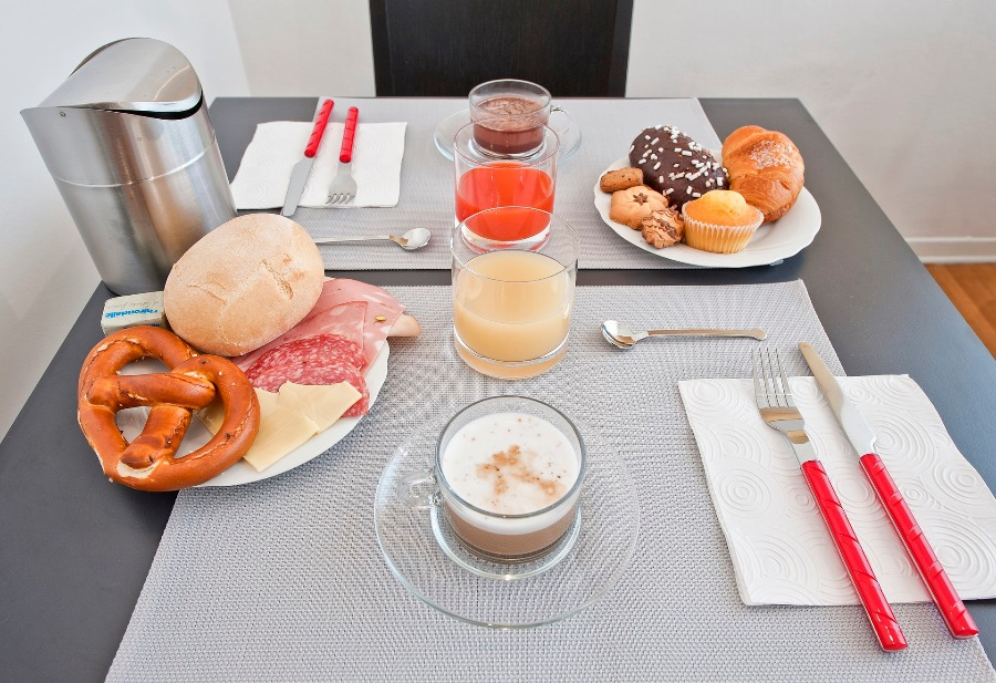 La colazione di VERONA MAISON