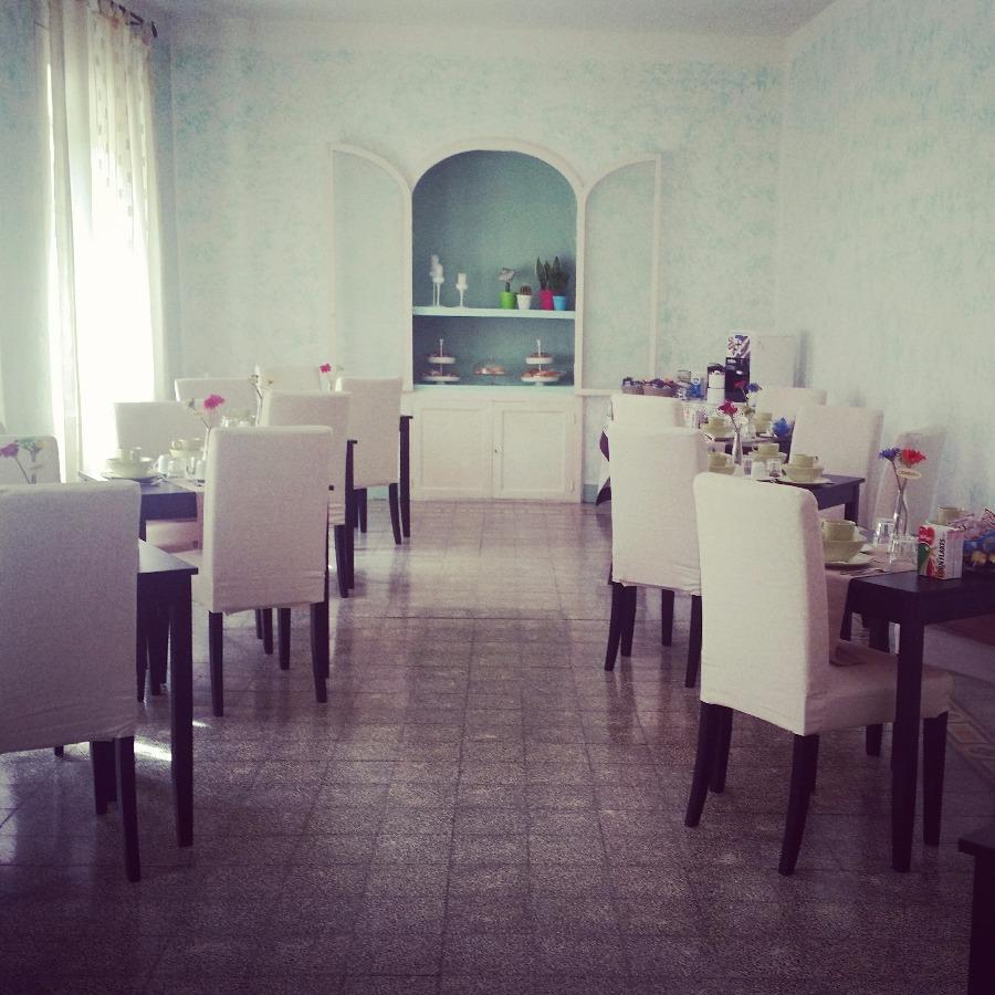 La colazione di AFFITTACAMERE L'ORCIA