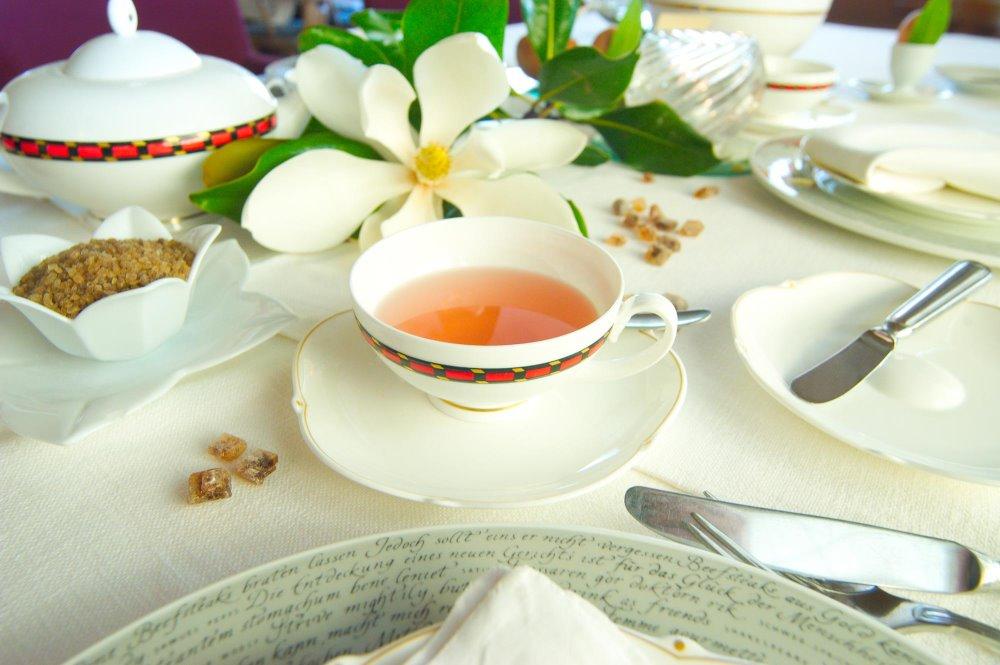 La colazione di HOTEL DI CHARME MARATSCHER