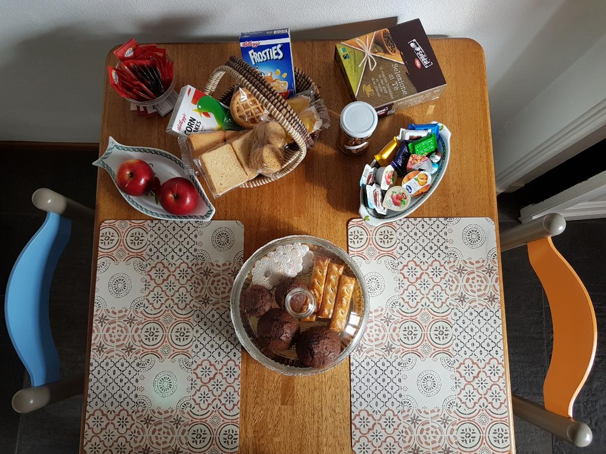 La colazione di CASA SOPHIE