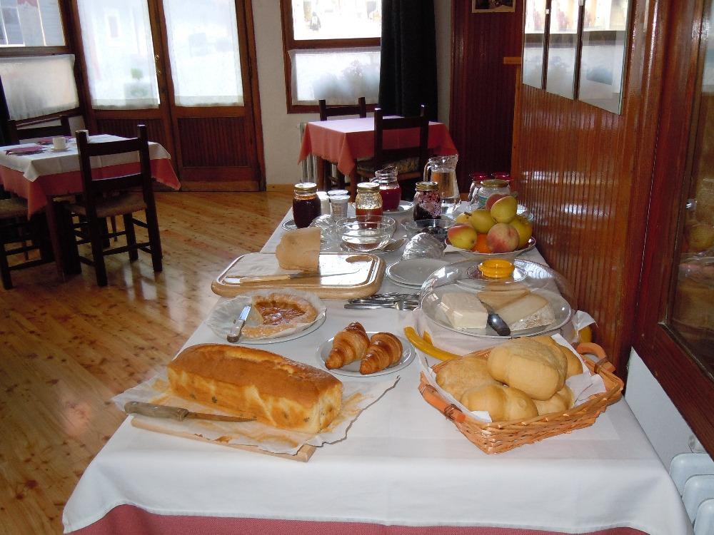 La colazione di IL BUCANEVE