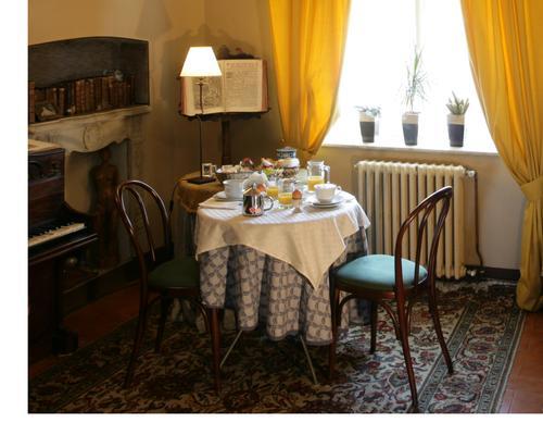 La colazione di VILLA DUCCI 1705