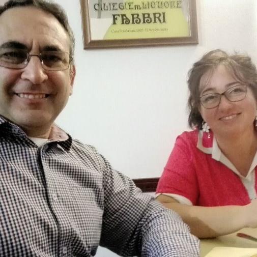 Raffaella e Maurizio