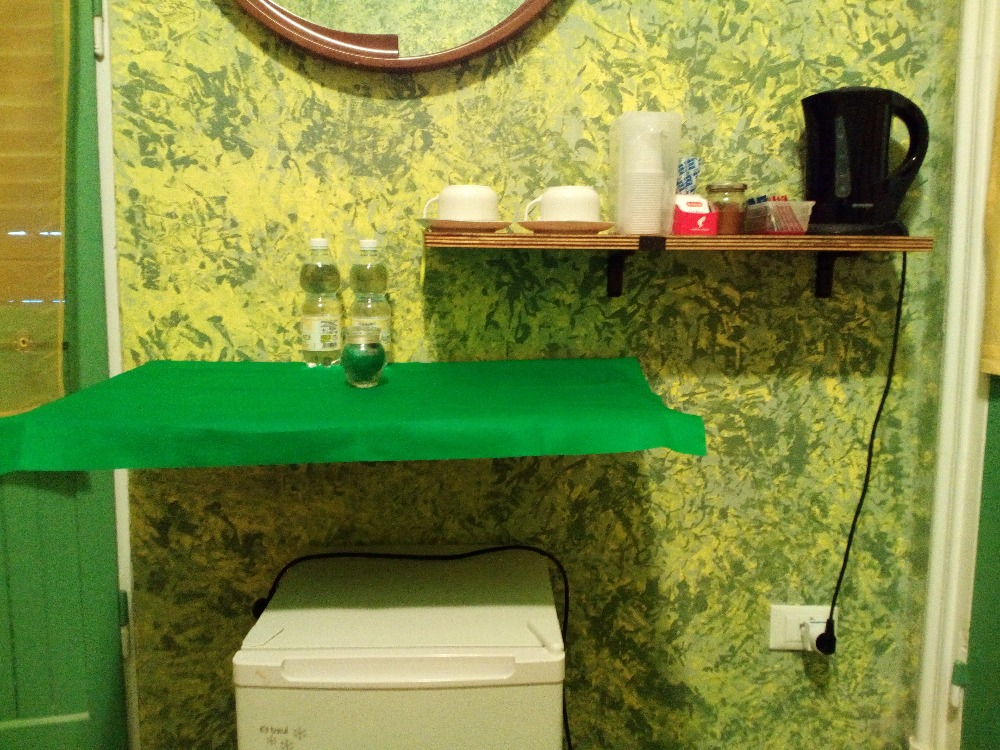 Green Room Doppia 5
