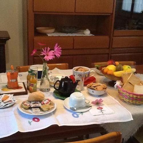 La colazione di B&B VILLA SPADINI