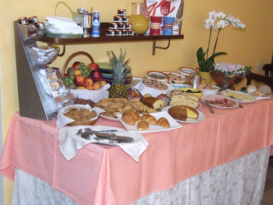 La colazione di LIGURE