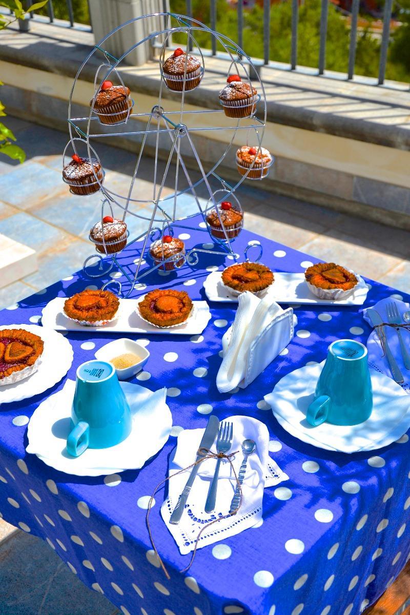 La colazione di IL GIARDINO STELLATO DI MICHELA
