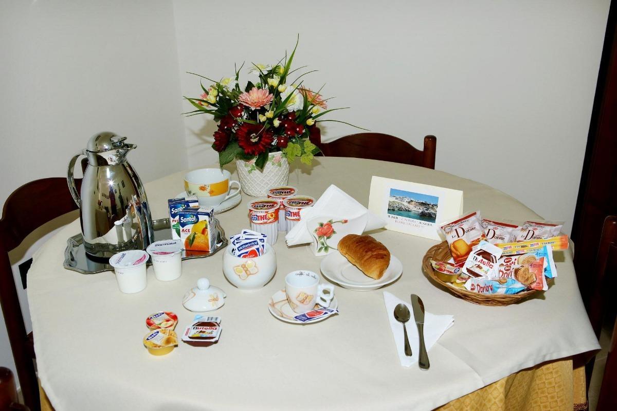 La colazione di B&B L'AURORA