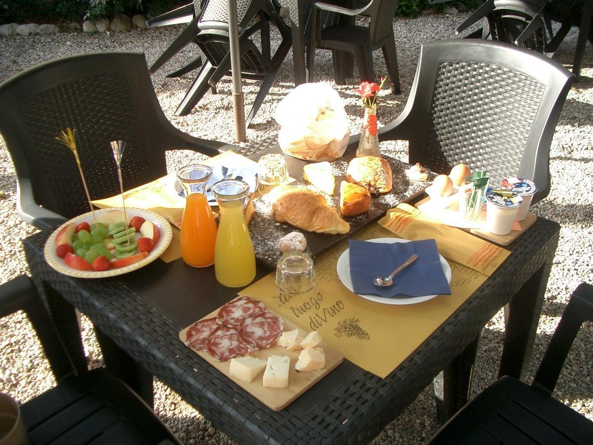 La colazione di ANTICA DIMORA DELL'ORTOLANO