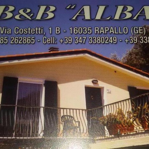 b&b alba