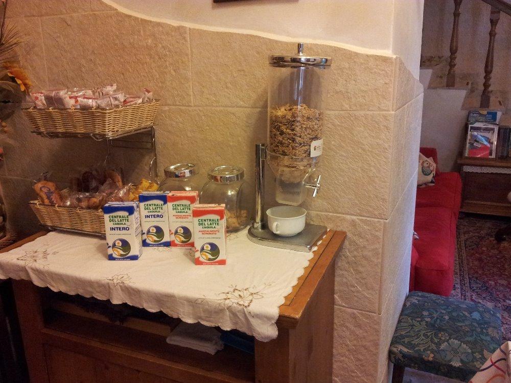La colazione di PASSAGGIO A NORD OVEST