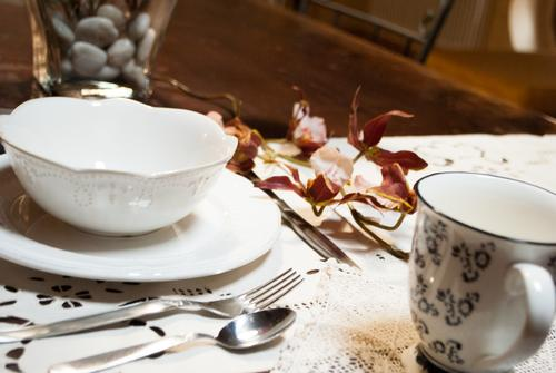 La colazione di B&B PIAZZA DEL PAPA