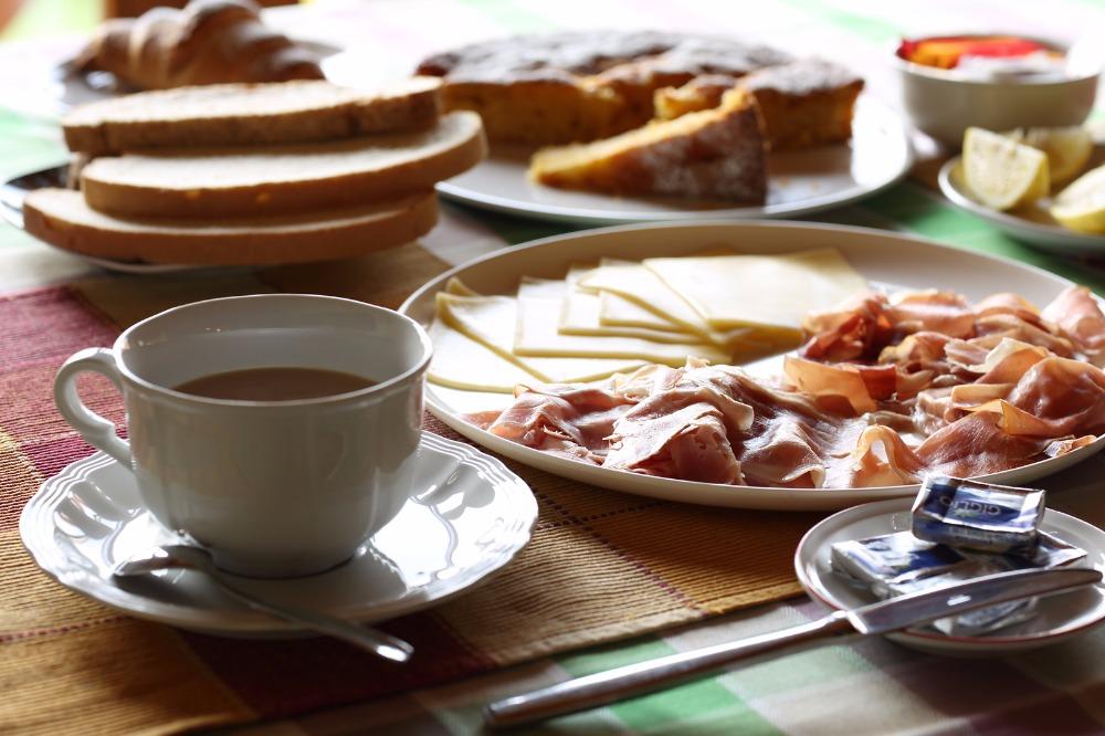 La colazione di OASI DI MARA