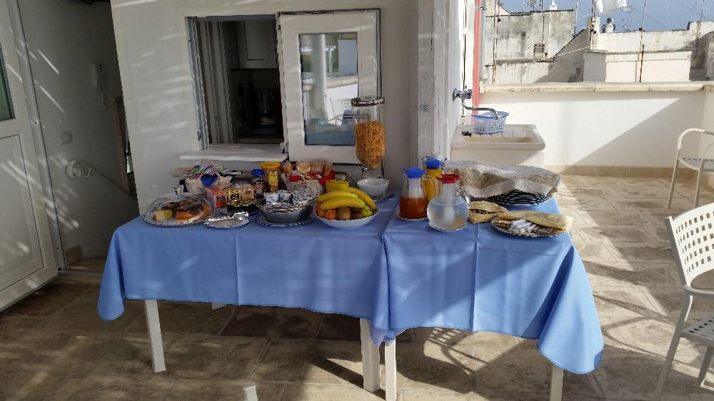 La colazione di LA CATTEDRALE