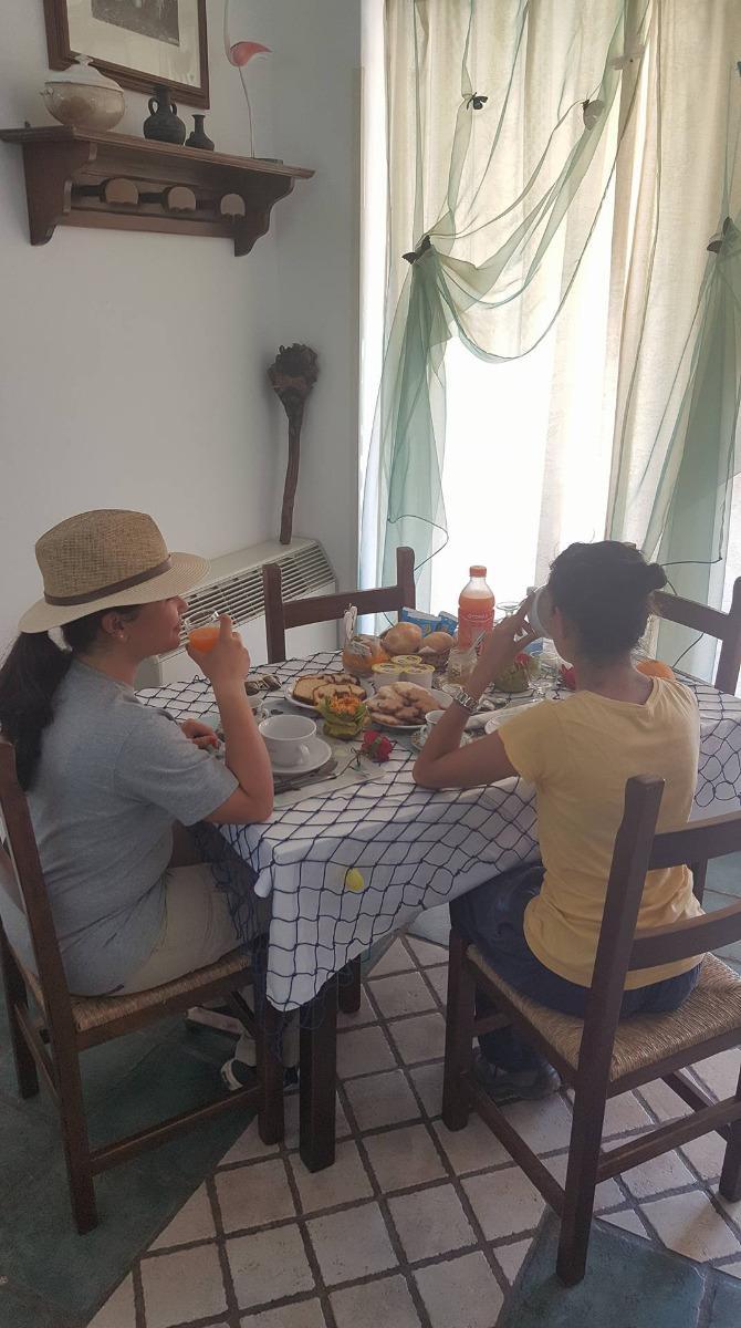 La colazione di SA RUDA