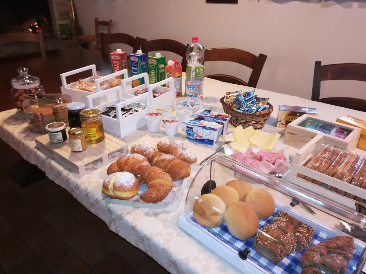 La colazione di ISOLA DI WIGHT