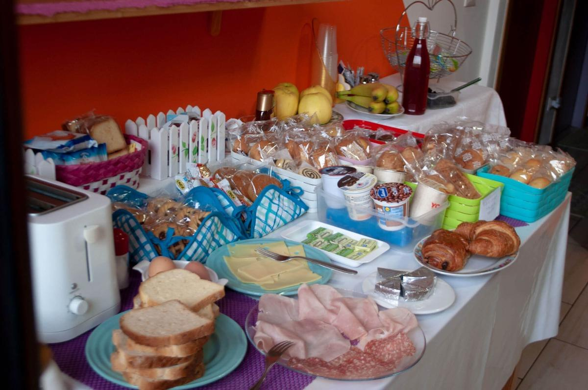 La colazione di VILLA EMILIA
