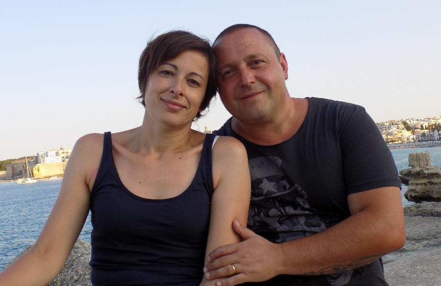 GRAZIANO e SARA
