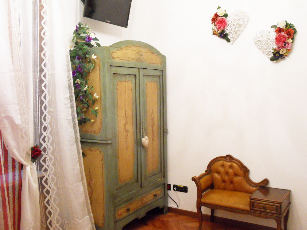 Camera Doppia bagno privato 5