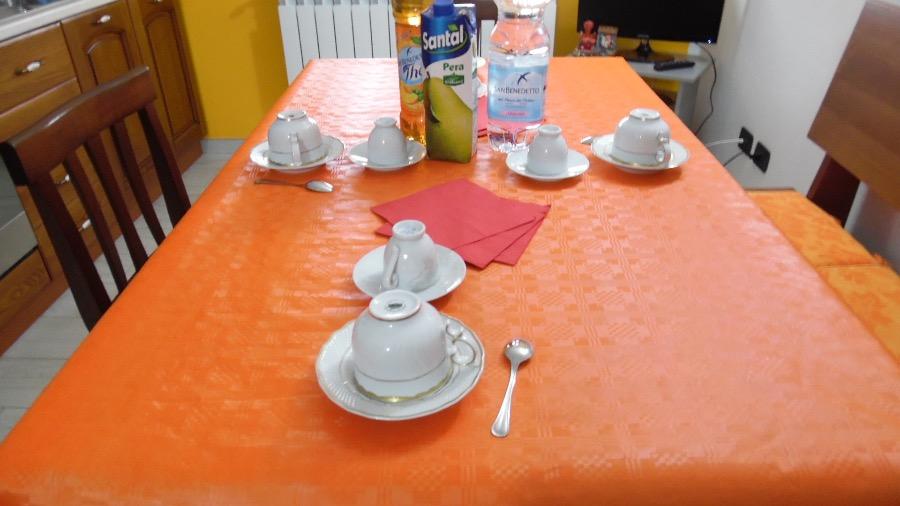 La colazione di L'AURORA