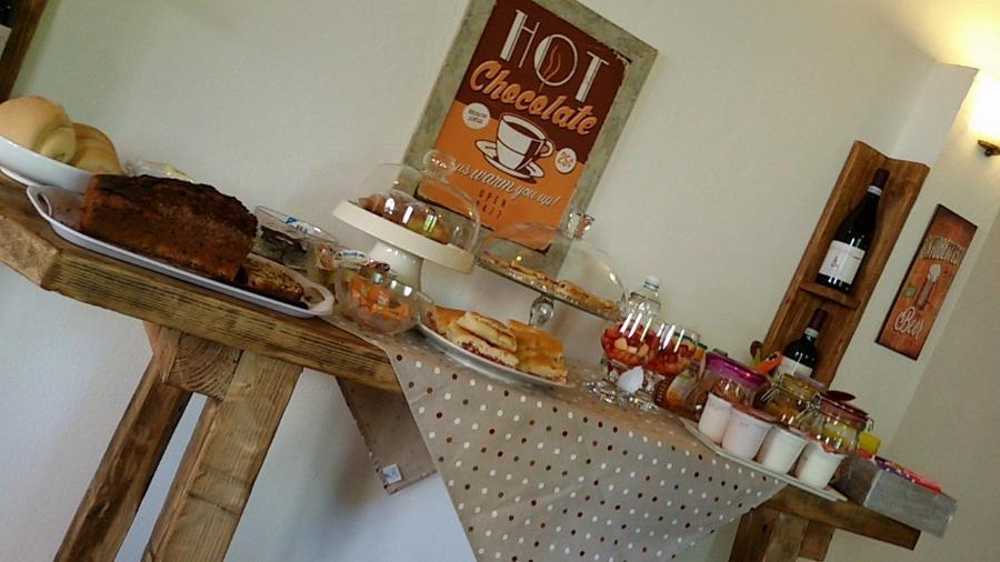La colazione di LA LACIA