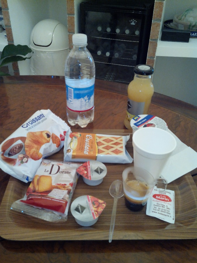 La colazione di LOCANDA AL MILANINO