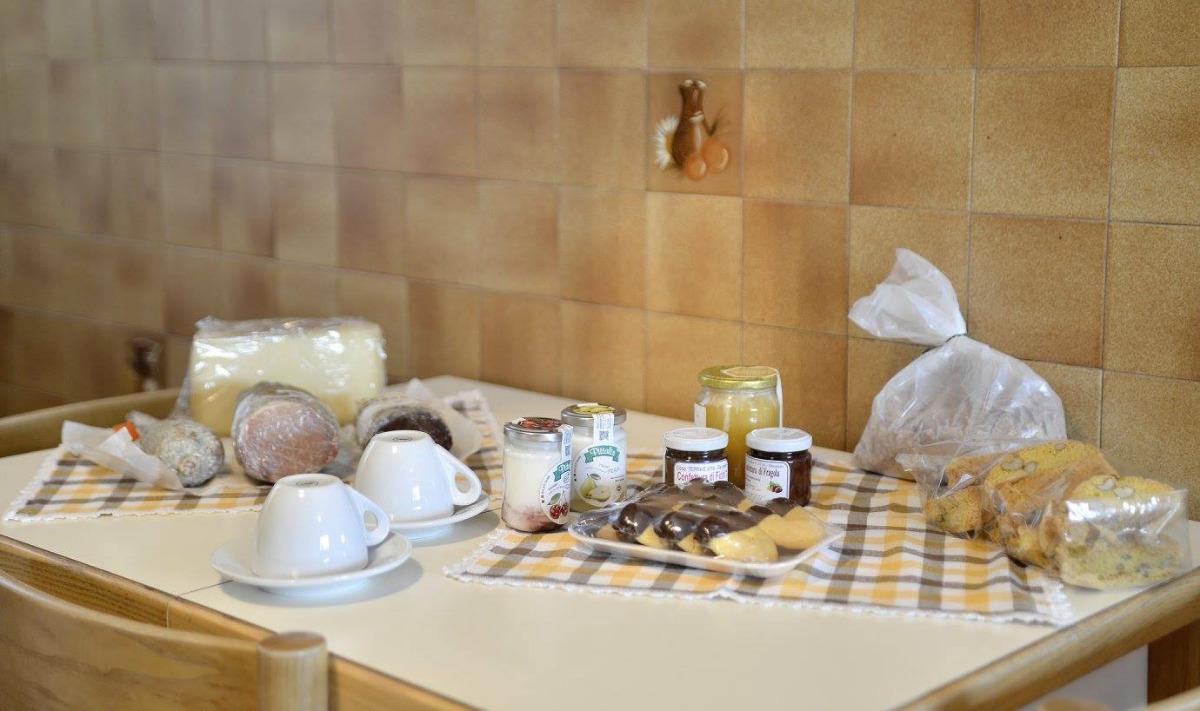 La colazione di SAPORE DI SALE