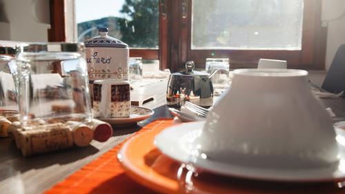 La colazione di SUNFLOWERS APARTMENT