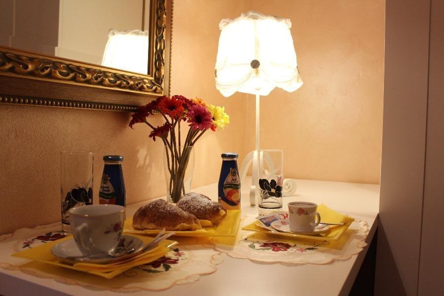 La colazione di B&B NONNA MINA