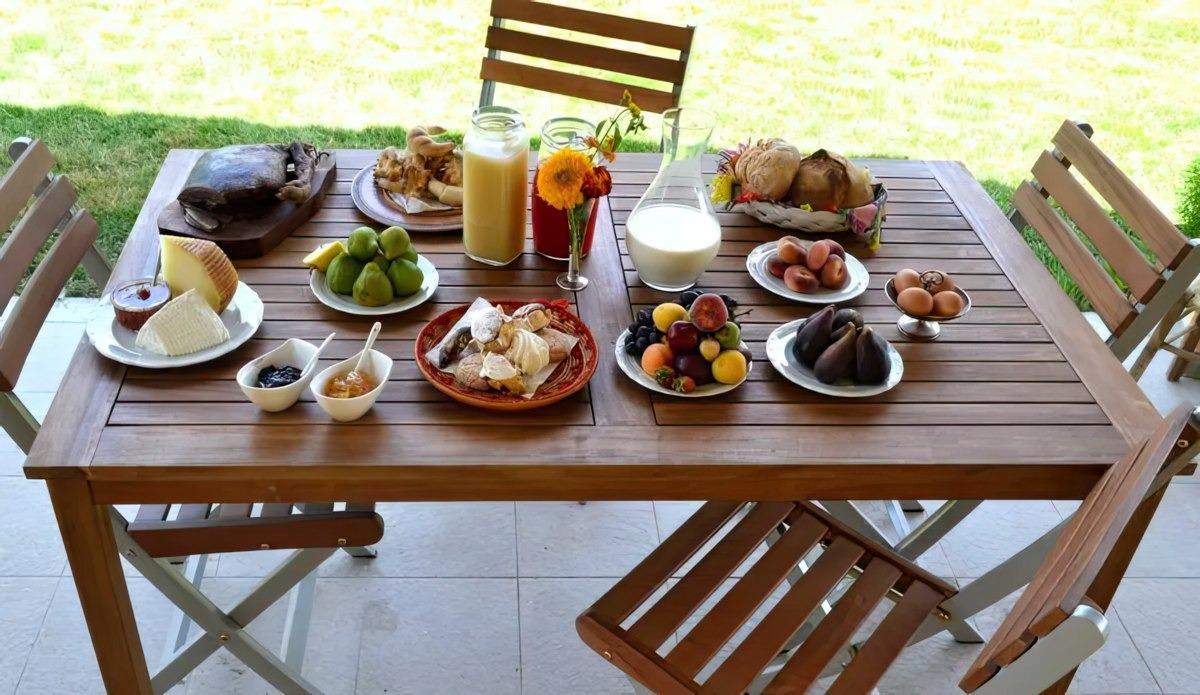 La colazione di ERANU
