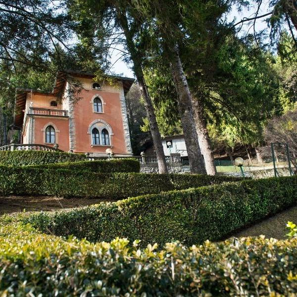 villa pinetina luxury b&b