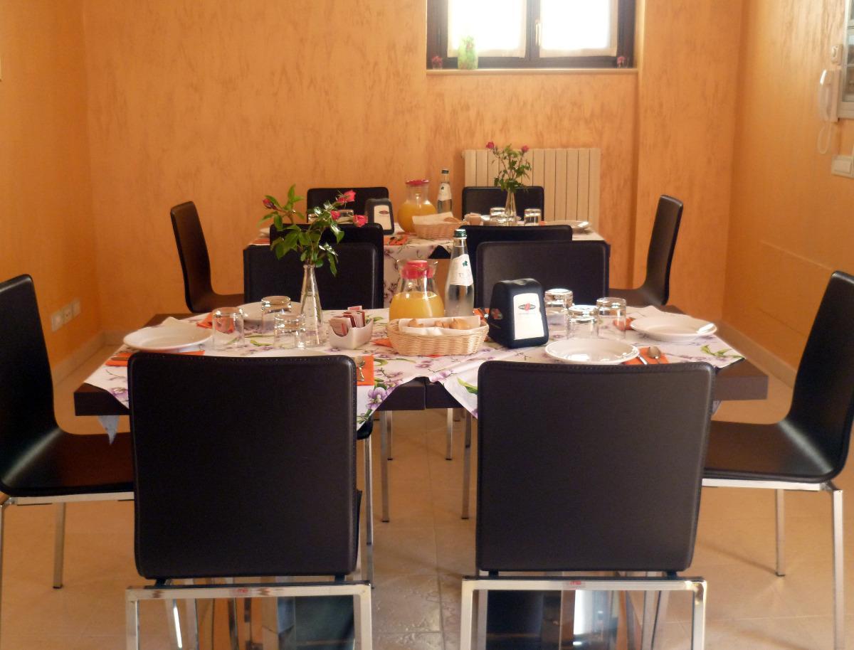 La colazione di POSTIGLIONE COUNTRY HOUSE