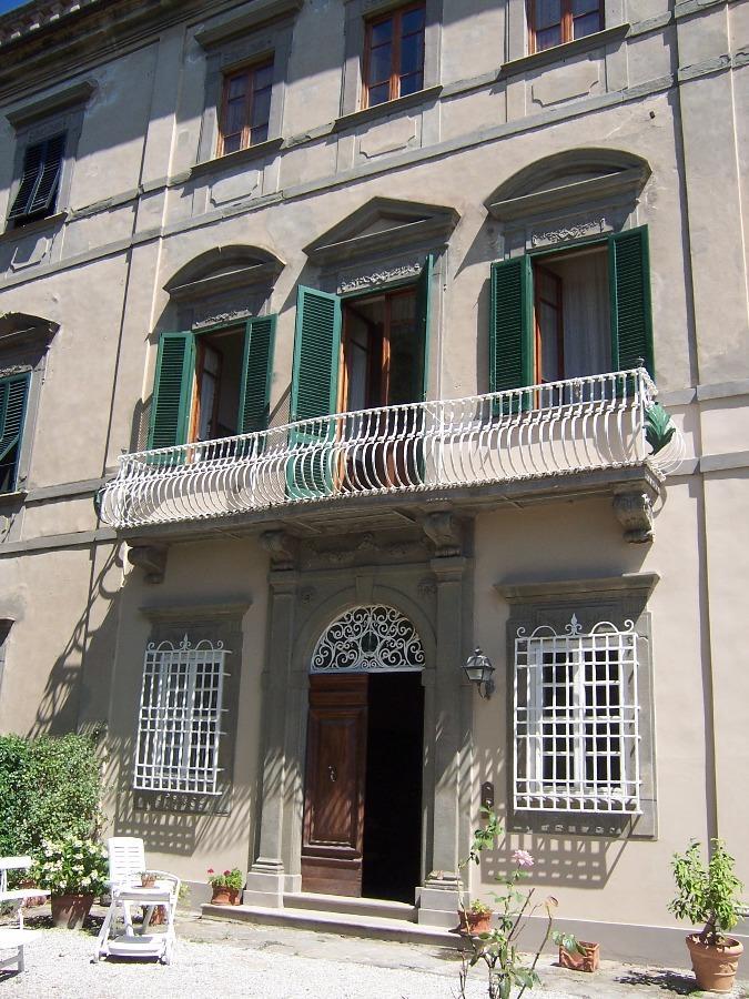 Casa Della Biancheria Navacchio.Villa Barasaglia Navacchio