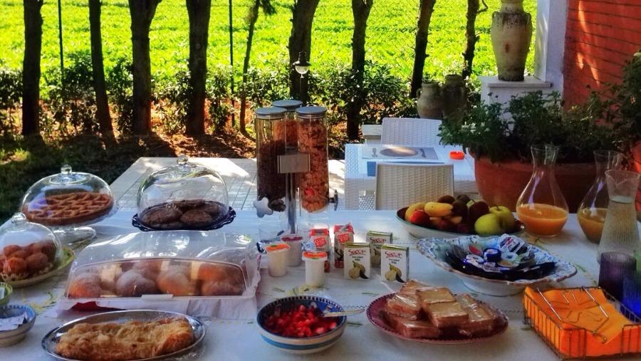 La colazione di LA CASA ROTTA